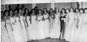 1952 first cotillion